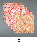 C Mobile Washi Paper