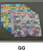 GG Mobile Origami Paper