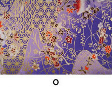 O Ornament Washi Paper