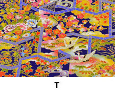 T Ornament Washi Paper