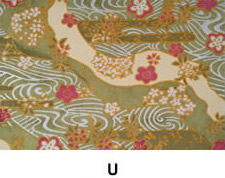 U Ornament Washi Paper
