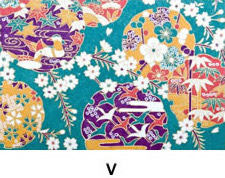 V Ornament Washi Paper