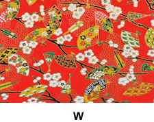 W Ornament Washi Paper